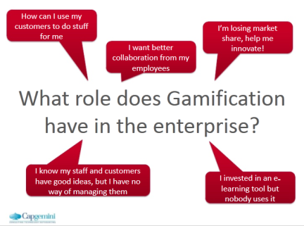 role of gamification