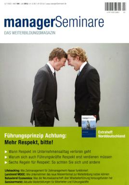 Cover Magazin manager.seminare