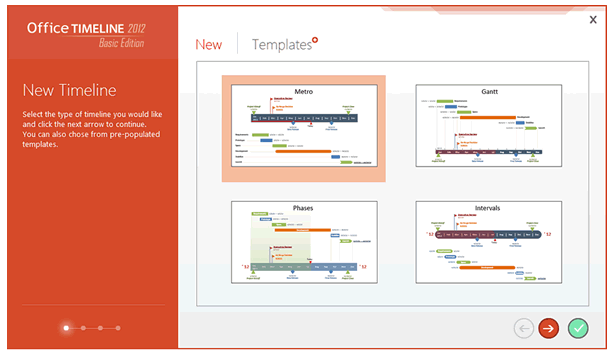 Animated Timeline Powerpoint Template