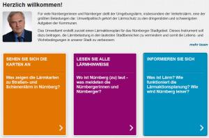 Nürnberger Lärmaktionsplanung